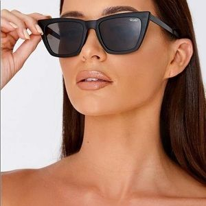 QUAY Australia - Don't @ Me Sunglasses